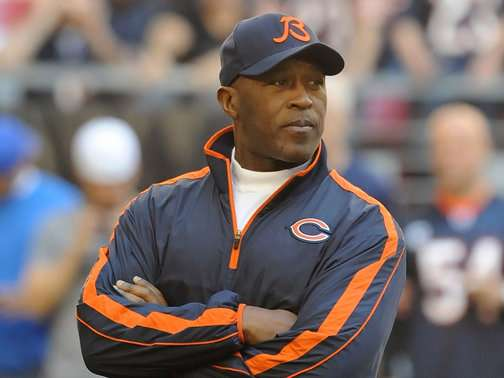 Lovie-Smith-Chicago-Bears