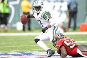 Geno Smith des Jets