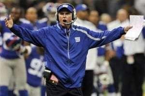 Rien ne va plus pour Tom Coughlin et les Giants