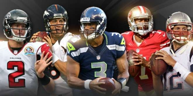 Classement saison morte NFL 2014: Les QB's