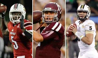 Repêchage NFL 2014: Qb or not Qb, telle est la question???