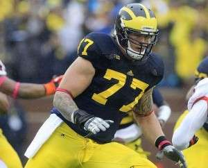 Taylor Lewan, OT Michigan