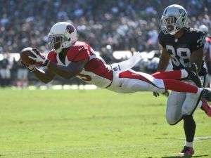 Brown--Cardinals-Raiders