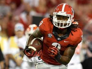 Todd Gurley, RB Georgia