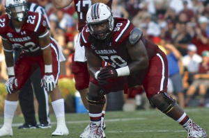 AJ Cann, DE South Carolina