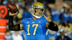 Brett Hundley, QB UCLA