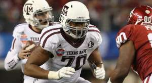 Cedric Ogbuehi, OT Texas A&M