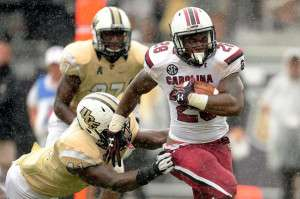 Mike Davis, RB South Carolina