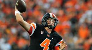 Sean Mannion, QB Oregon State