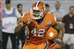 Stephone Anthony, LB Clemson