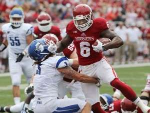 Tevin Coleman, RB Indiana