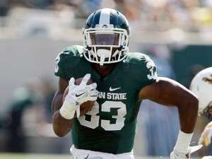 Jeremy Langford, RB Michigan State