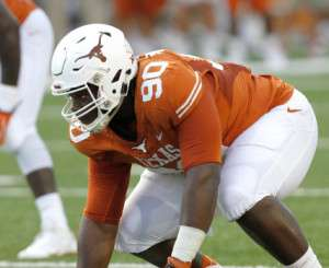 Malcom Brown, DT Texas