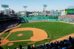 Fenway Park à Boston