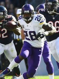 Adrian Peterson - RB Vikings