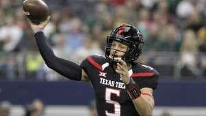 Patrick Mahomes - QB Texas Tech