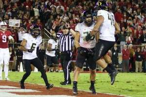 Oregon surprend Stanford