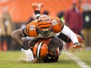 Les Bengals ont écrasé les Browns!!!