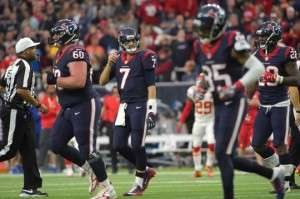 NFL: AFC Wild Card-Kansas City Chiefs at Houston Texans