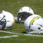 chargers-helmets