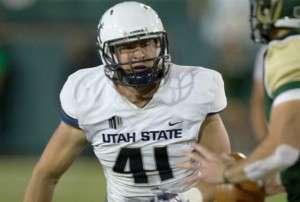 Nick Vigil - ILB Utah State