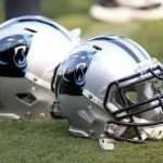 Panthers-helmets