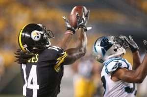 Sammie Coates - WR Steelers