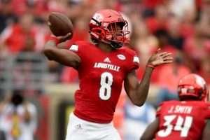Lamar Jackson - QB Louisville